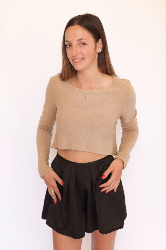 Pull crop top - TOMMY